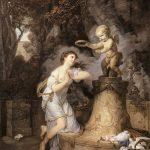 Jean-Baptiste Greuze, Votive Offering to Cupid, 1767